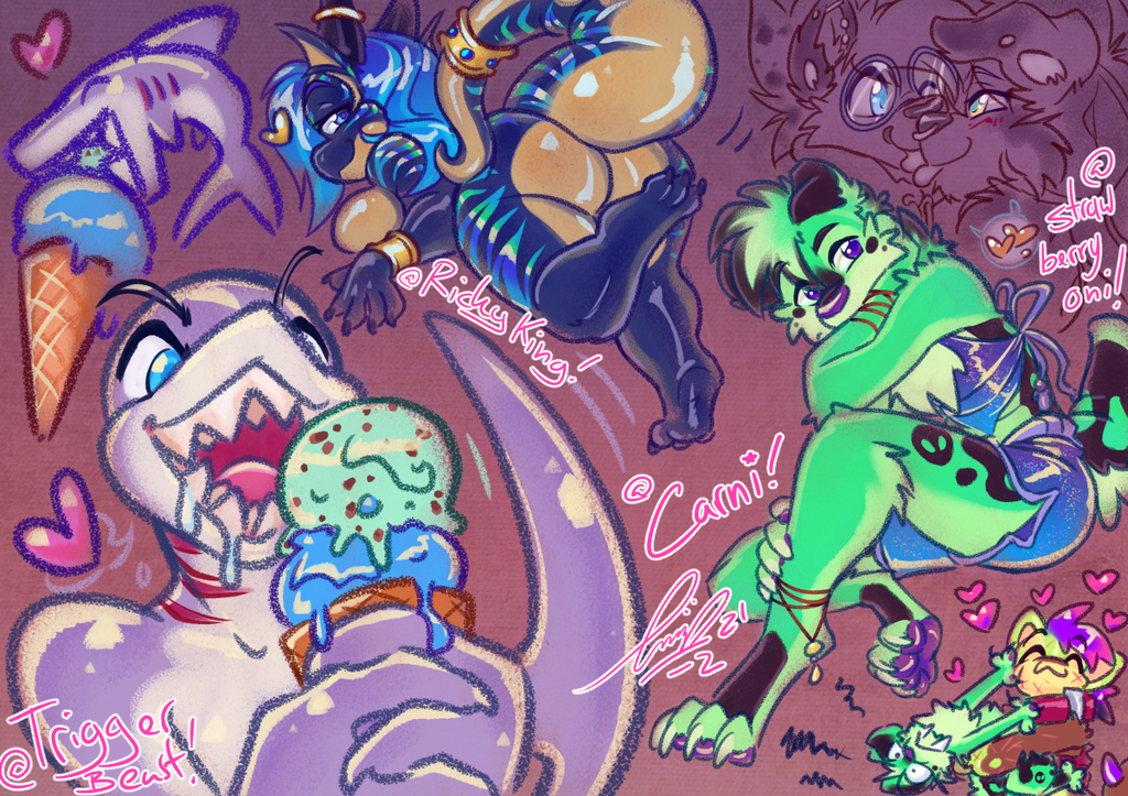 COM: MCF Scribbly Day 1 Page 3