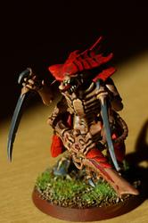Tyranid Warrior 2