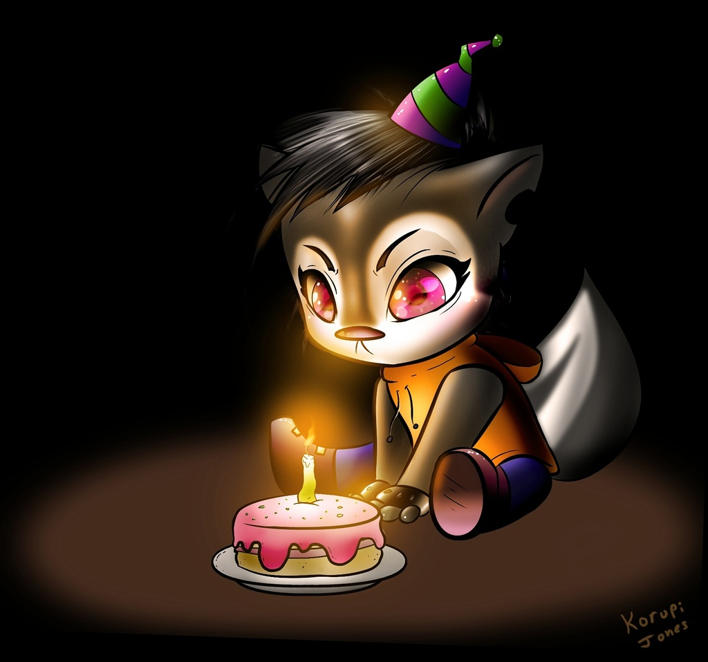 Happy Birthday To Me (FOURTH)