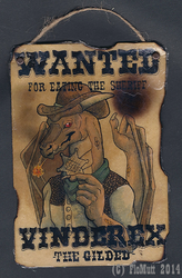 Wanted - Vinderex the Gilded