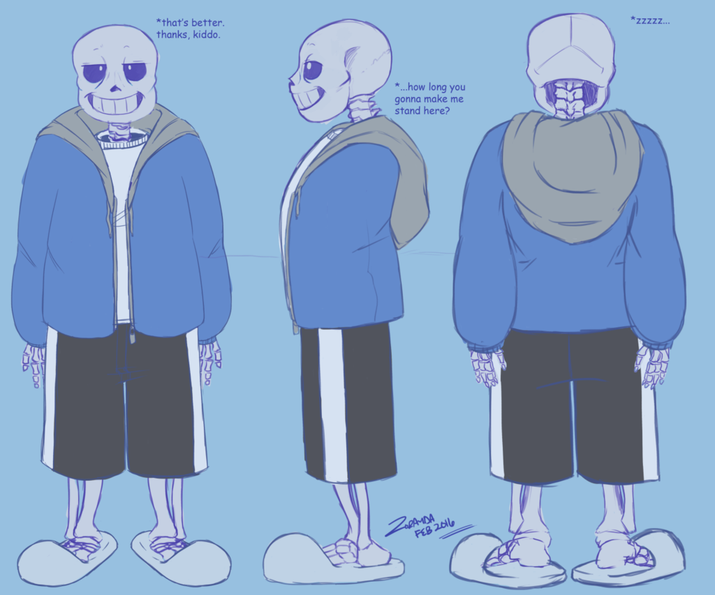 he has clothes now
