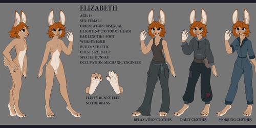 Elizabeth ref. SFW