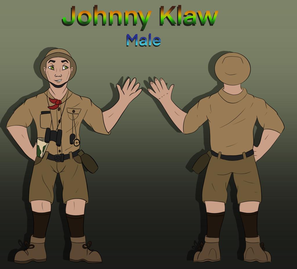 [C]Johnny Klaw