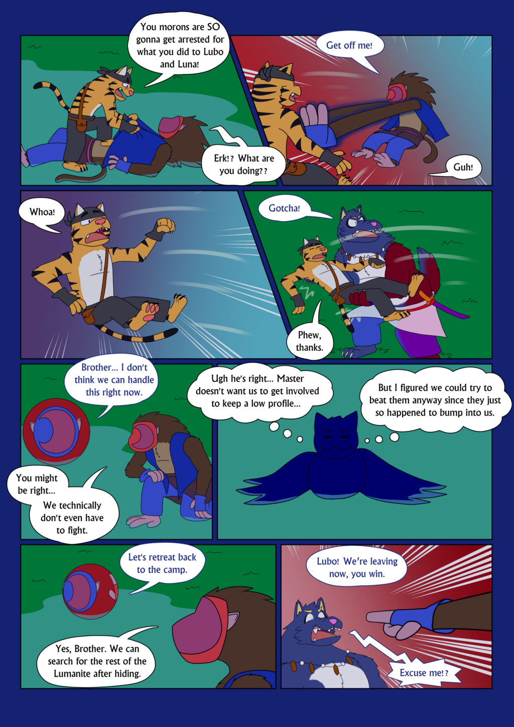 Lubo Chapter 22 Page 21