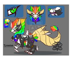 Tyrantum +Beast Design 4 Sale+