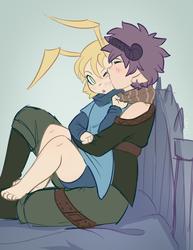 Stealing her Away
