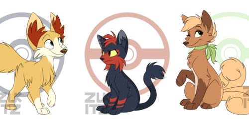 $35 Pokemon Adoptables