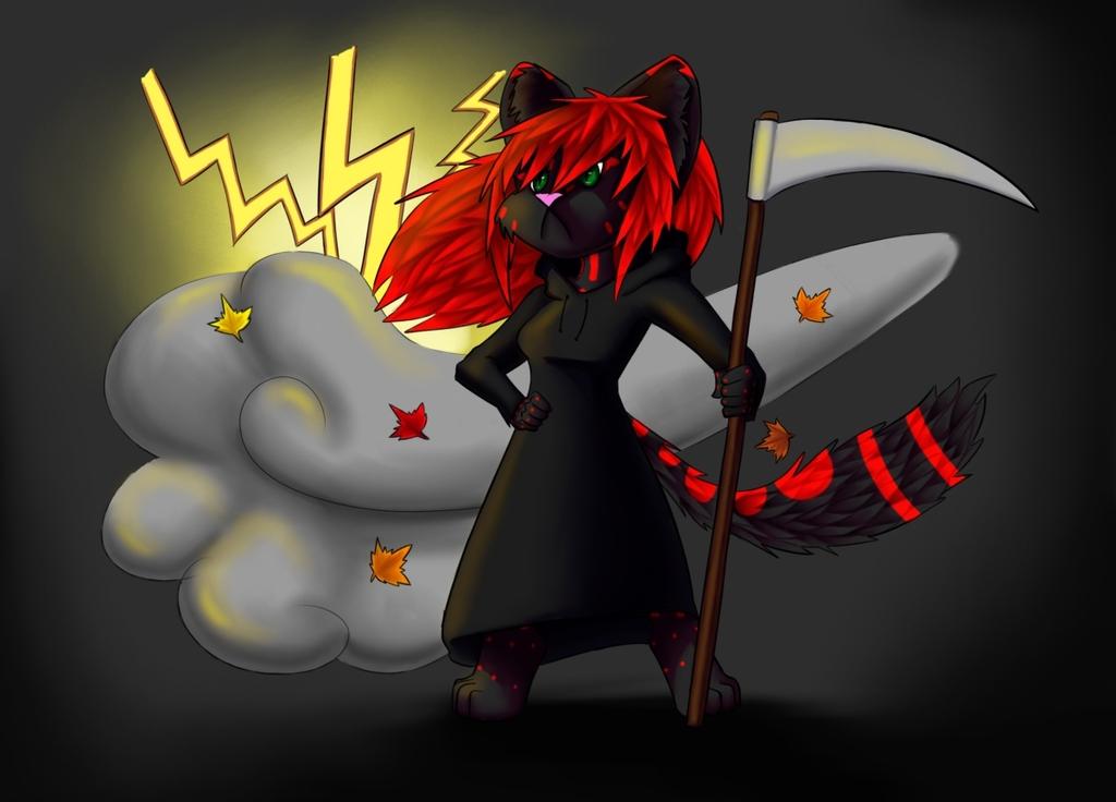 Halloween Chibi 'Sona