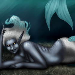 Cailleach The Sea Witch