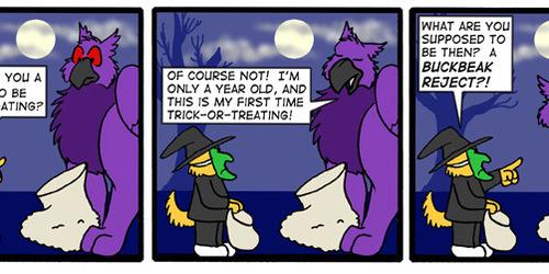 Buckbeak Reject