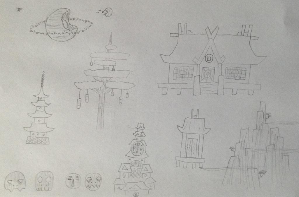 Simple Drawings (4)