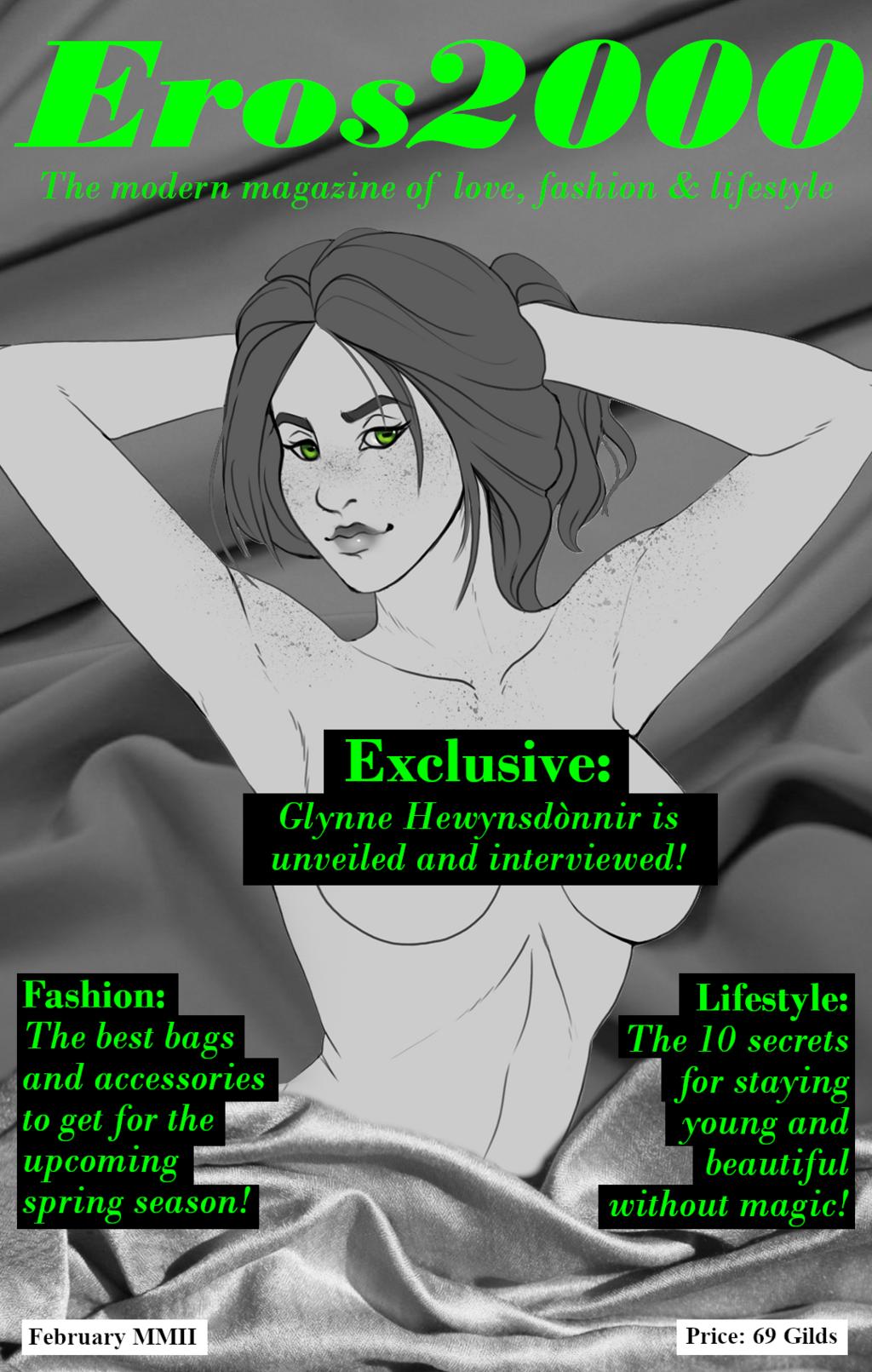 Eros2000 ~ February MMII Issue