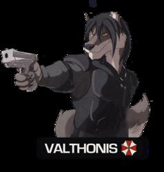 Valthonis Badge