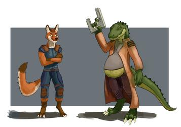 Guardians of something