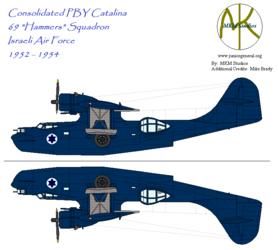 69 Squadron Catalina