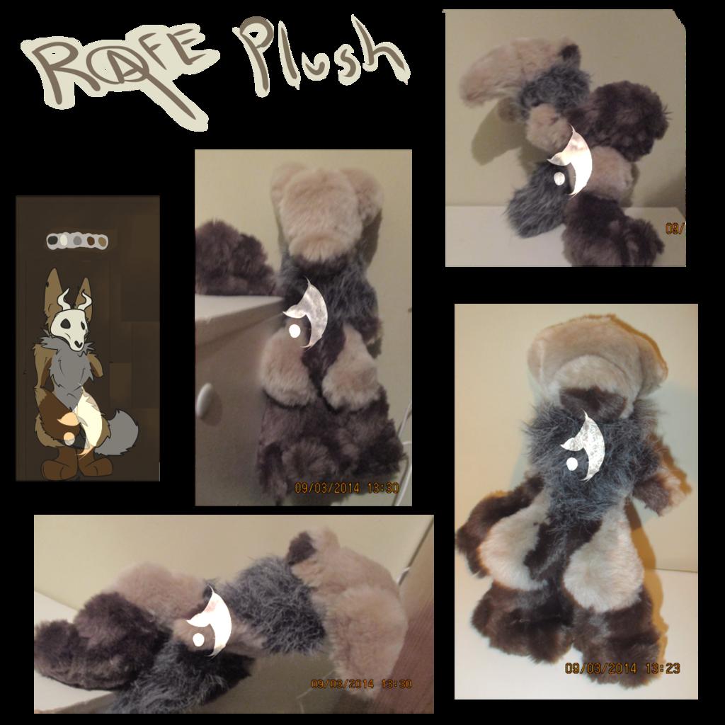 Most recent image: Rafe Plush