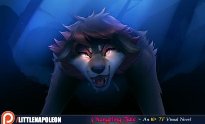 Changeling Tale - Night Attack Scene