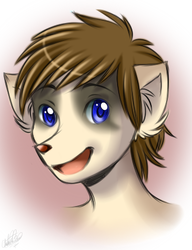 [Com] How About a Smile? (by Sweetochii)