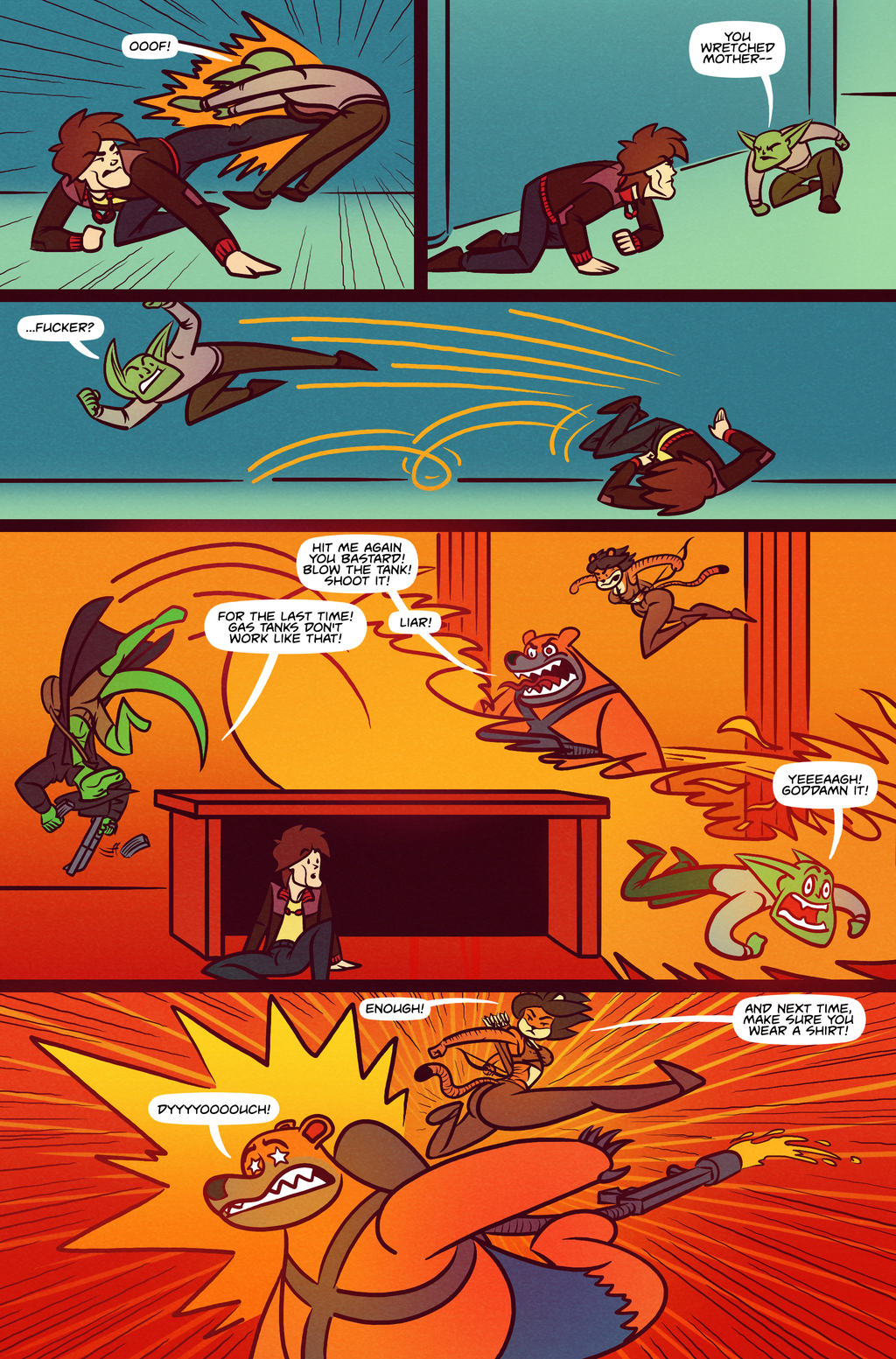 Death Valet Chapter 2 Page 24