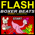 Boxer Beats Flash: The Prize!
