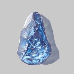 2019.03.16 - Blue crystal