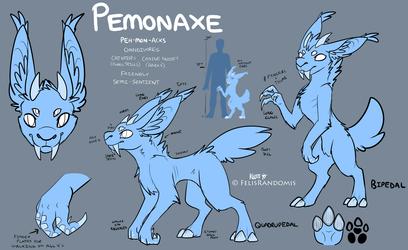 [Species] Pemonaxe