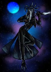 Grackle Assassin