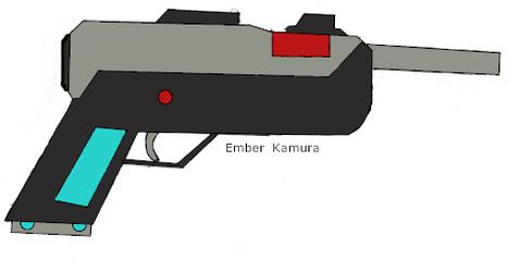 Darkwolf K31 Pistol