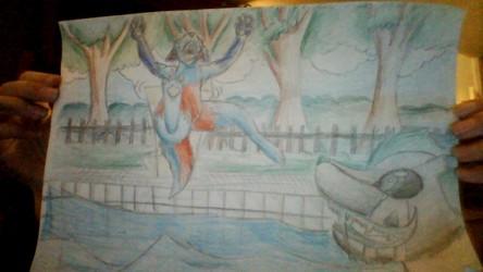 Swimming ^_^