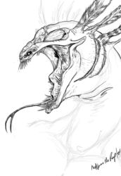 Another Drawpile Alien