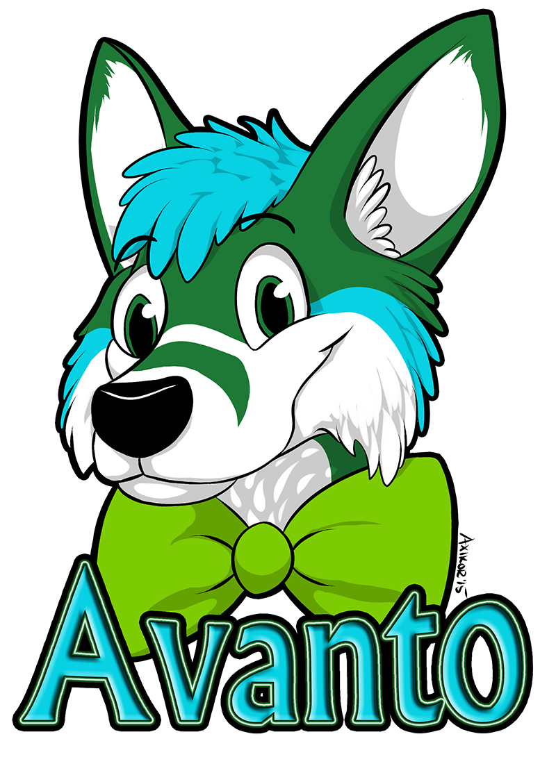 Most recent image: Avanto Badge