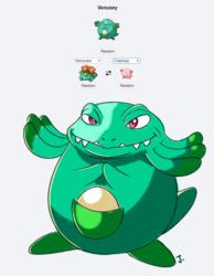 Pokémon Fusion: Venusey