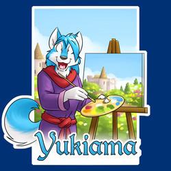 Yukiama badge