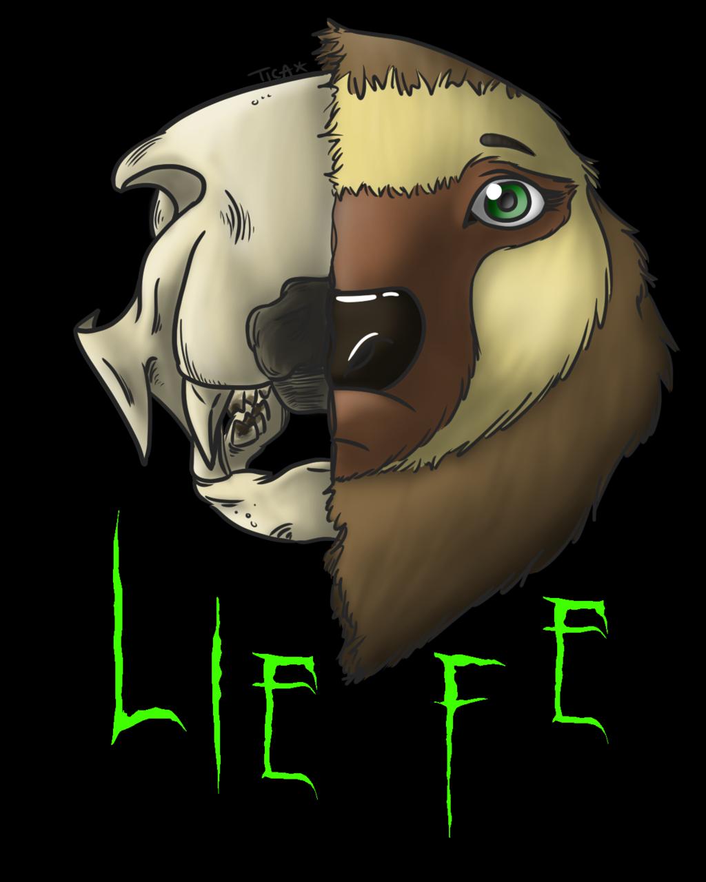 Trade: Half Skull Liefe
