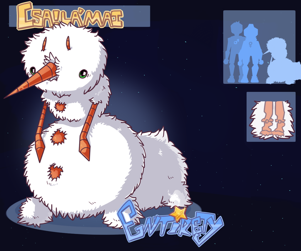 Featured image: Entirety animal Species: Csa!la'mai