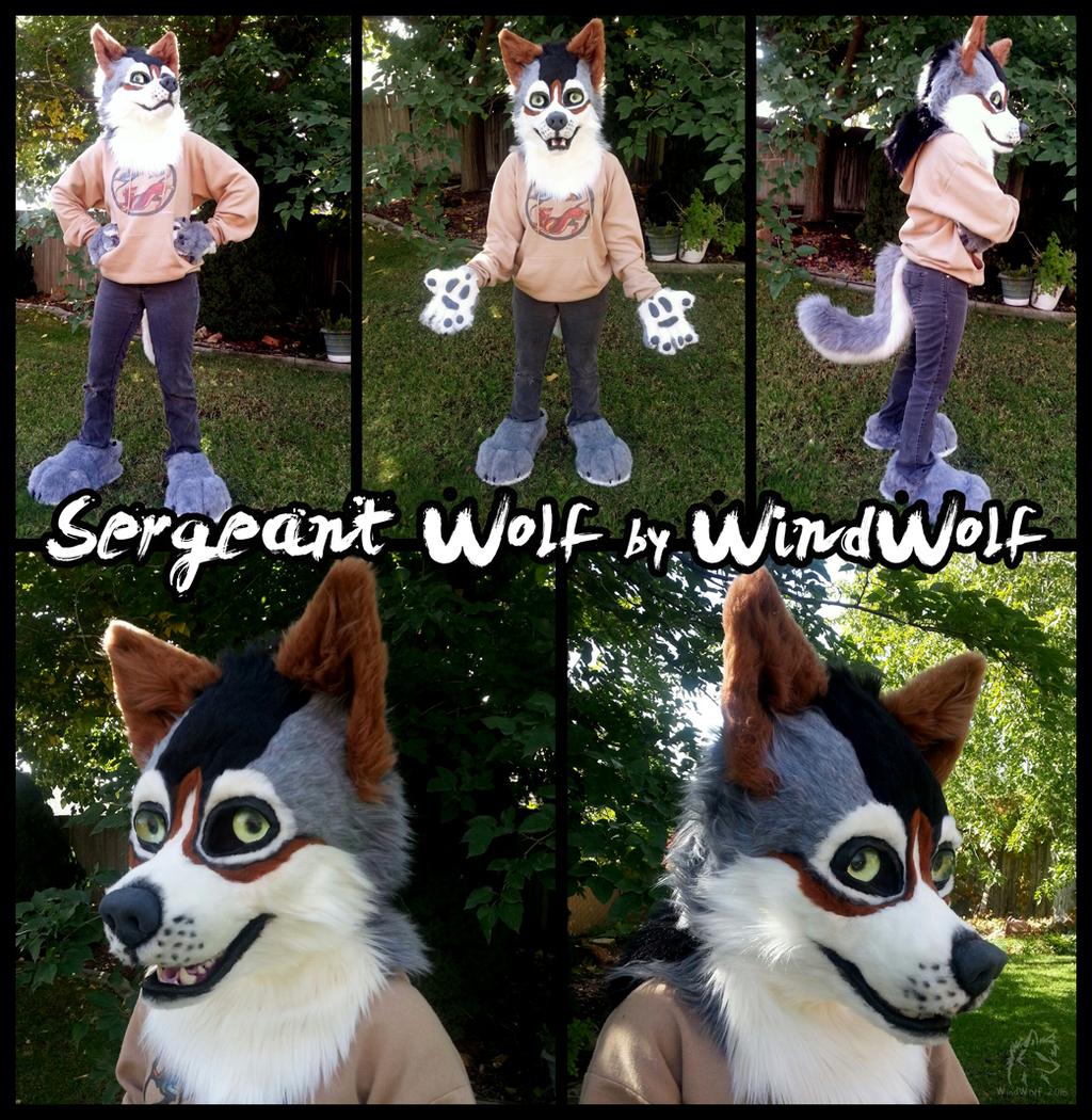 Sergeant Wolf Partial