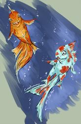 Creatuanary '21: Fish Man