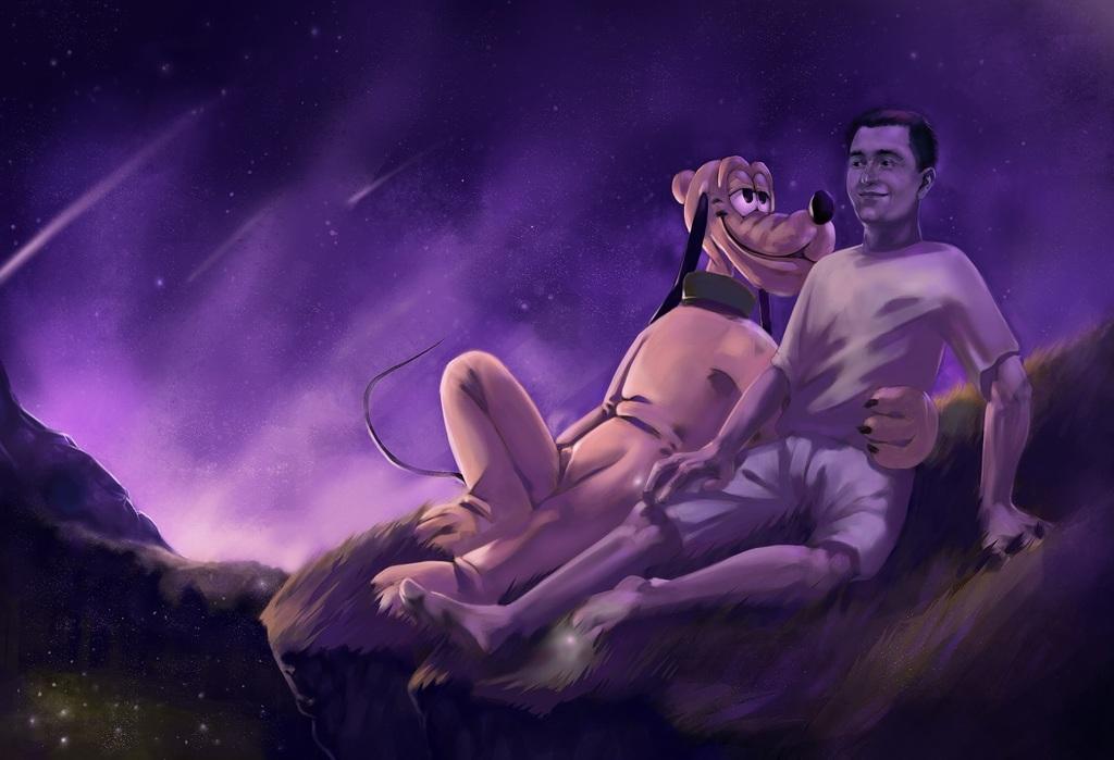 Romantic Pluto [C]