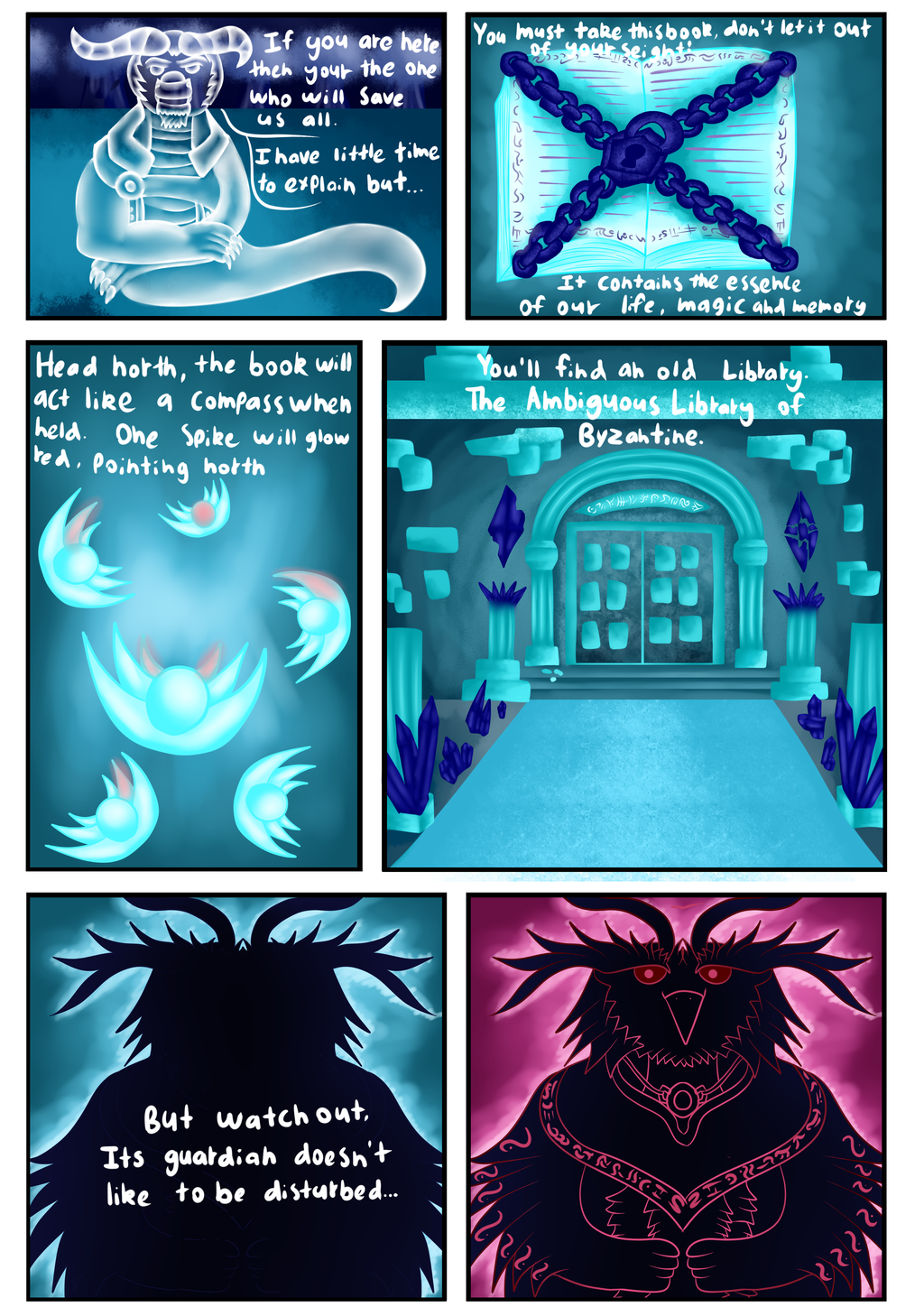 The Cities Secret - Page 7