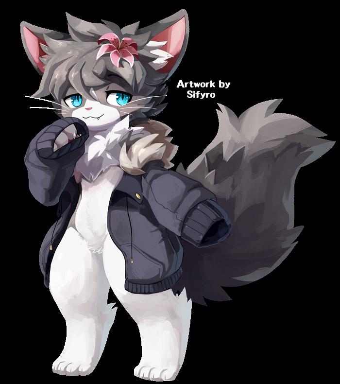 Kemono kitty uwu