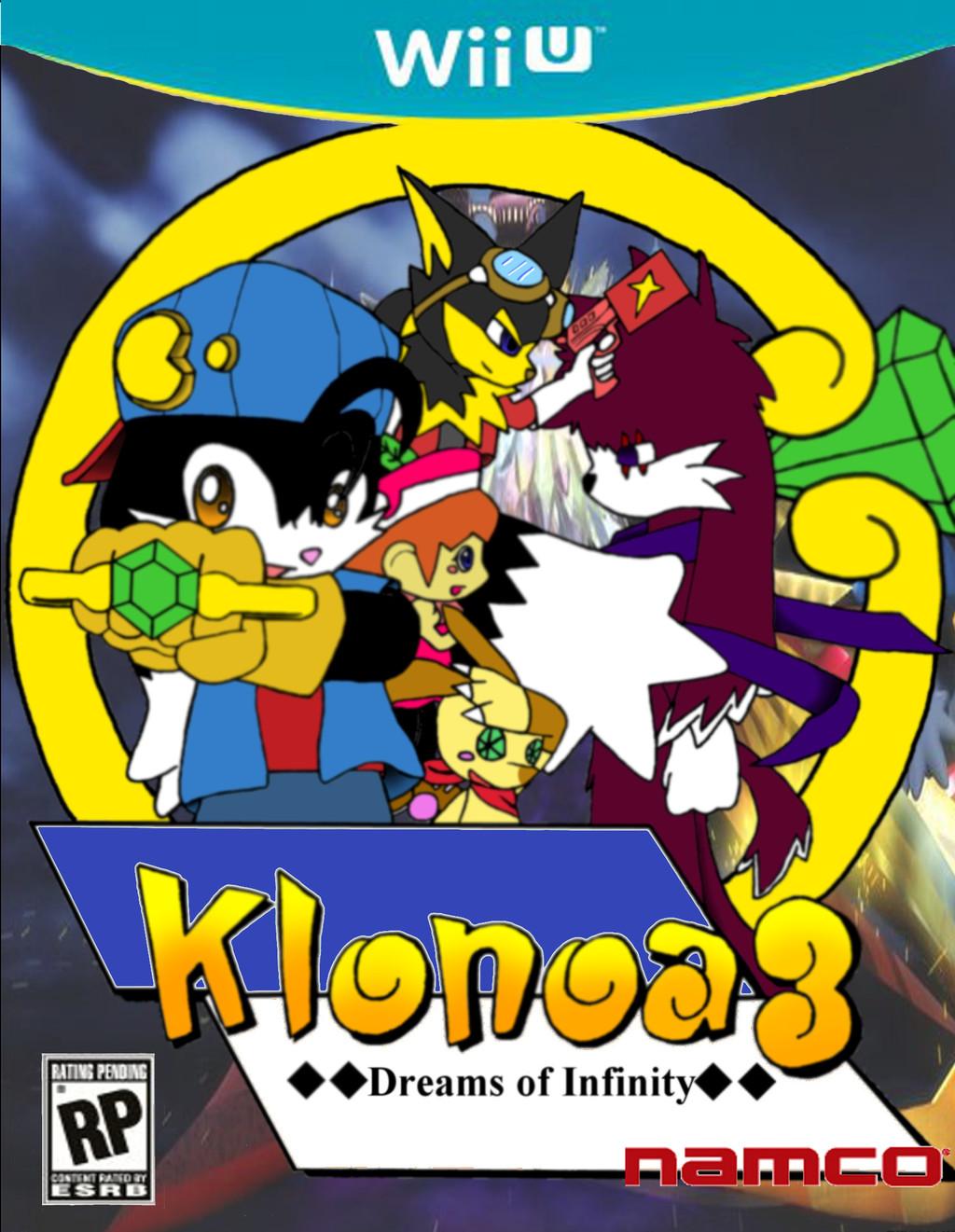 Klonoa 3: Dreams of Infinity