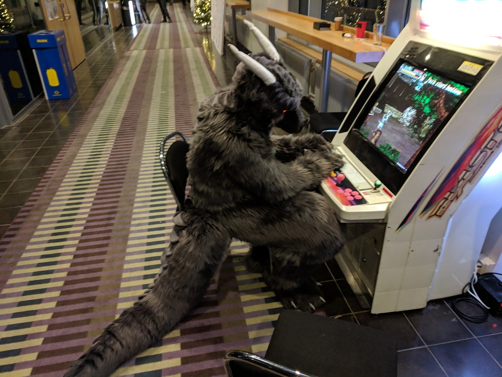 NFC2019 ''Gamer Dragon''