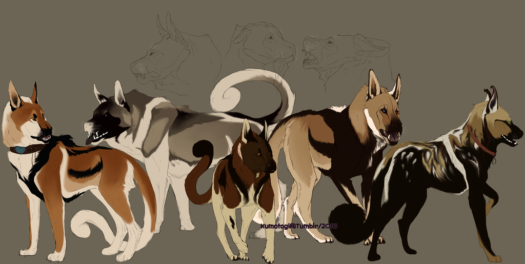 The Caine Species WIP