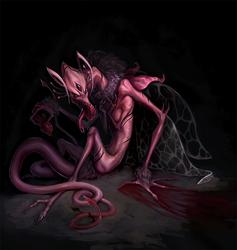 Commission - Alien Sidra