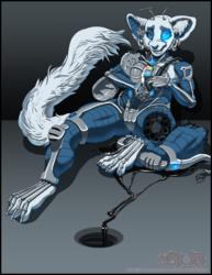 Collab w/Naoki - Kittybot Repairs 01