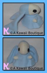 Blue Atashi Plush