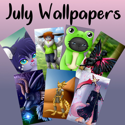 7 Phone Wallpapers [July 2019] $3