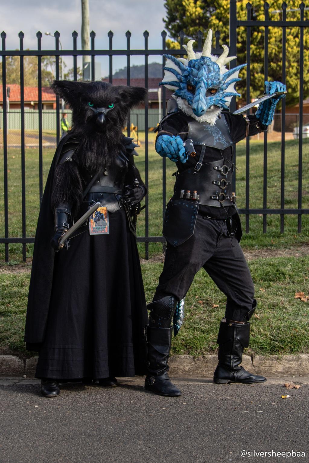 Ironfest 2018: Draggo's Fursuit Crush