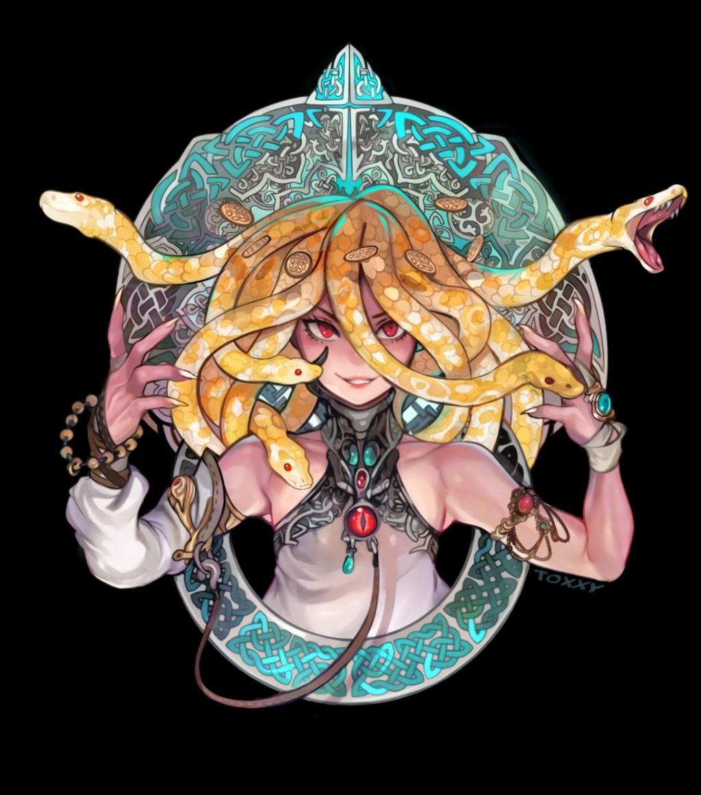 Medusa-Boi