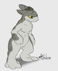 Stream commission - desert alien froggo